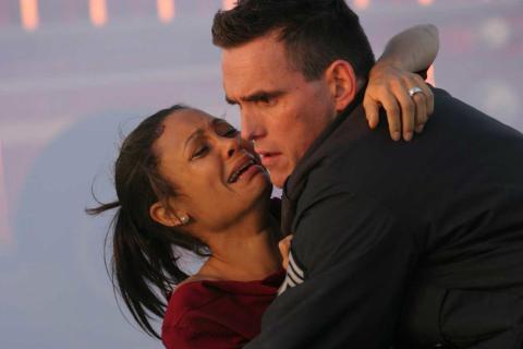 Fotograma de la película Crash