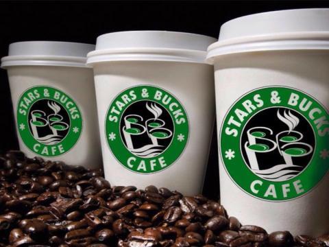 El falso Starbucks de Palestina