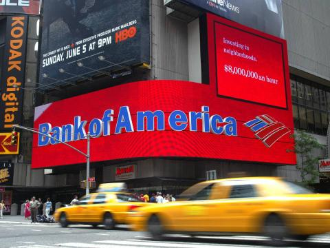 Bank of America analiza por qué cae la bolsa
