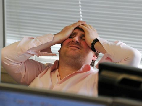 Un analista preocupado por la caída de los mercados
