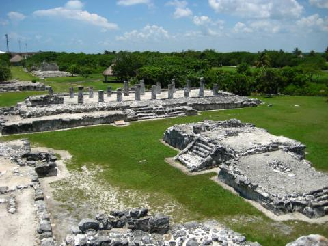 Ruinas de Cancún