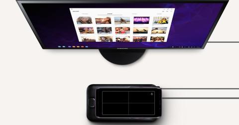 Samsung DeX S9