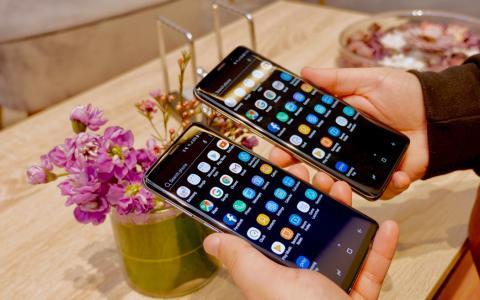 Samsung Galaxy S9 y S9 Plus