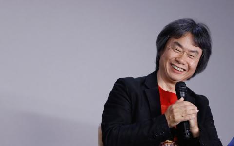 Shigeru Miyamoto recibió el Princesa de Asturias en Comunicación y Humanidades en el año 2012.