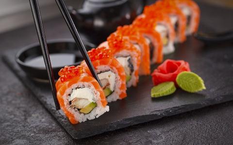 Sushi, alimento