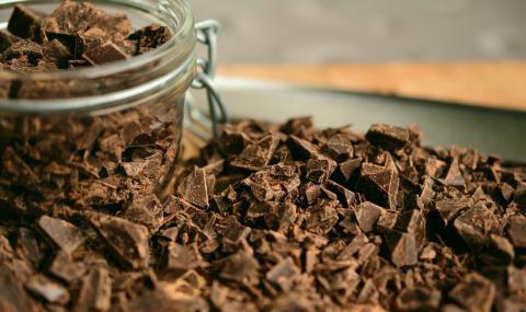 El chocolate es beneficioso con altos porcentajes de cacao.