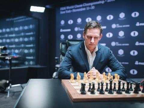 Peter Thiel, el mayor apoyo de Trump en Silicon Valley, también jugaba al ajedrez.