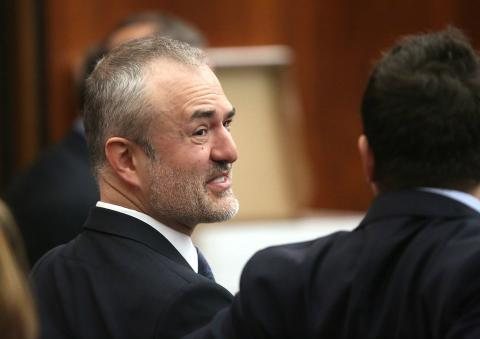 El fundador de Gawker, Nick Denton.