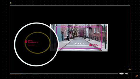 Visor gafas Intel Vaunt