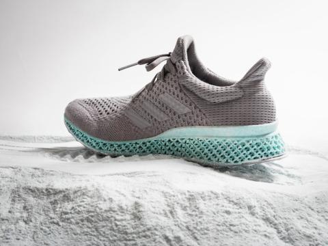 Adidas impresas en 3D