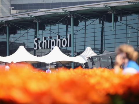 Aeropuerto Ámsterdam Schipol