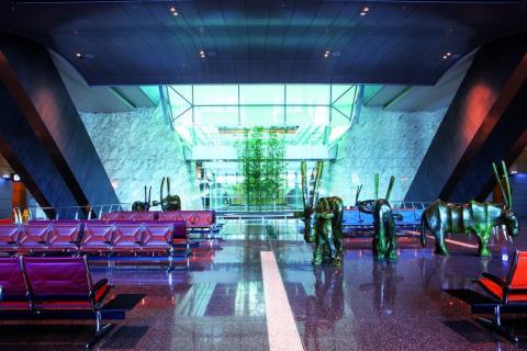 Aeropuerto Hamad