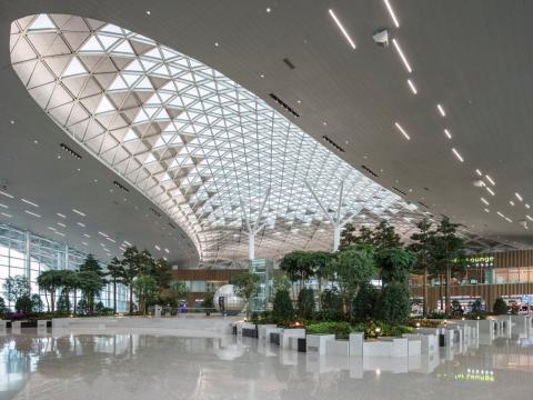 Aeropuerto Incheon