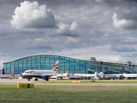 Aeropuerto Londres Heathrow
