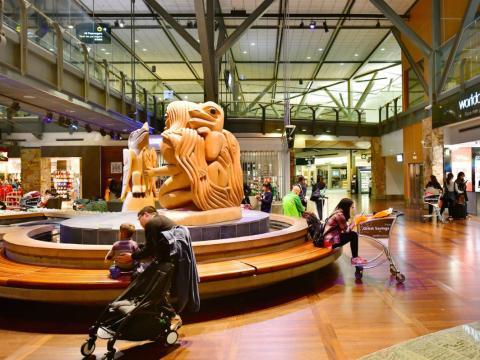Aeropuerto Vancouver