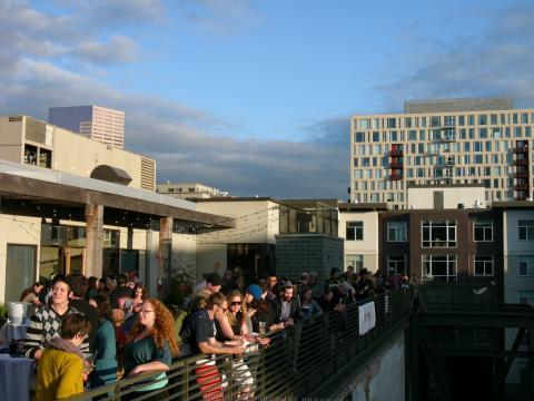 Alquilar terrazas se ha convertido en el nuevo negocio inmobiliario.