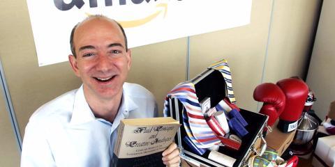 Desde los inicios de Amazon, Jeff Bezos informó a sus trabajadores de que no era fácil trabajar allí.