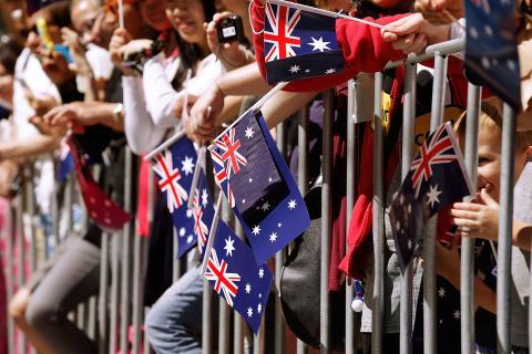 Banderas de Australia