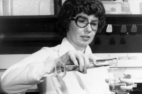 Gracias a Barbara Askins la NASA pudo ofrecernos fantásticas fotografías en los 70 y los 80.
