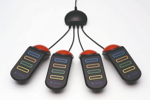 Buzzers y Micrófonos para Singstar