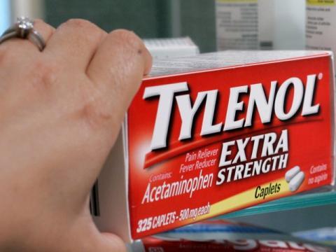 medicina pastilla tyenol
