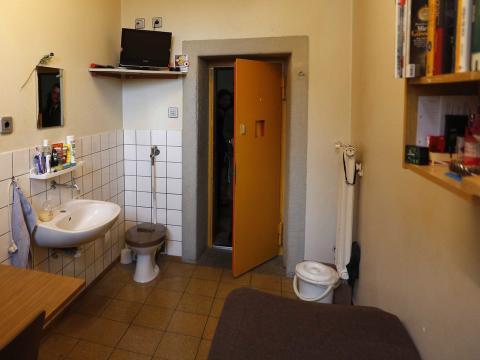 cárcel en Alemania