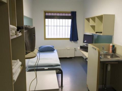 cárcel la Haya