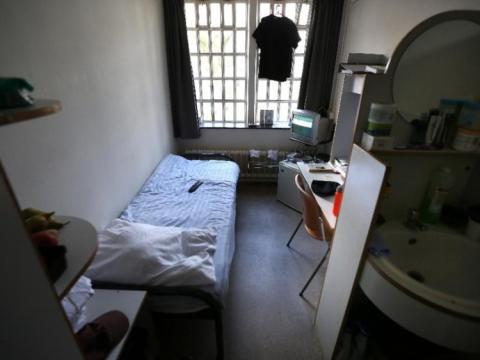 cárcel holanda