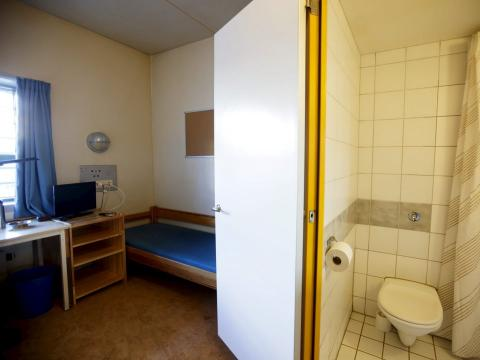 cárcel en Noruega