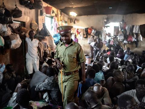 cárcel Malawi