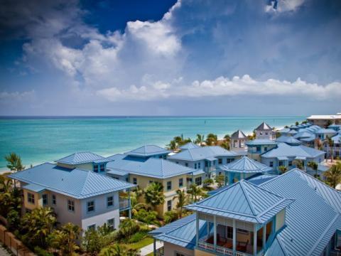 casas de vacaciones en la playa