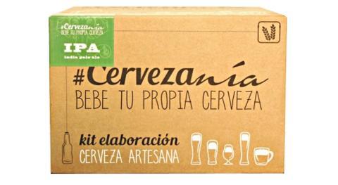 Cerveza Artesanal DIY