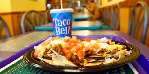 Comida rápida Taco bell nachos