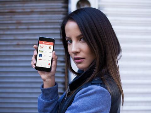 Coverfy App Smartphone