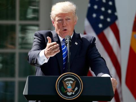 Donald Trump y las armas nucleares