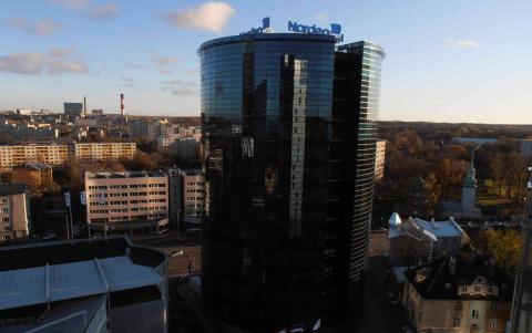 Edificio banco Nordea