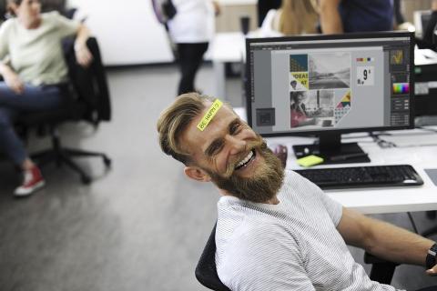 Empresas con trabajadores felices