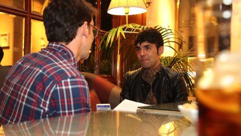 Entrevista Mago Pop