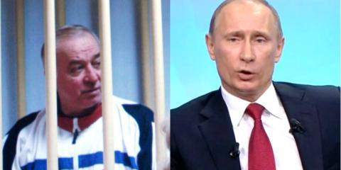 El asesinato de Sergei Skripal ha provocado que 20 países expulsen a diplomáticos rusos