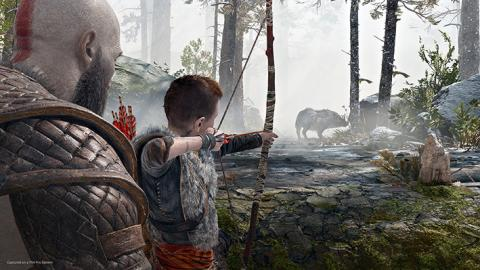 God of War preview 3