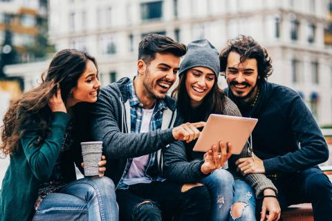 Grupo Jóvenes Millennials