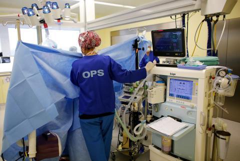 Hospital en Suiza
