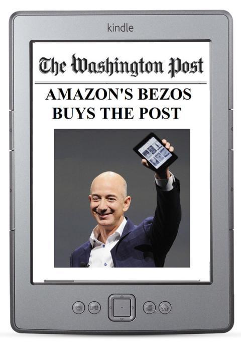 Vida de Jeff Bezos