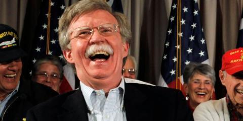 Nuevo asesor de seguridad nacional de EE:UU: