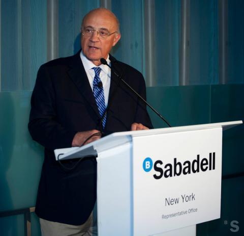 Josep Oliu Sabadell