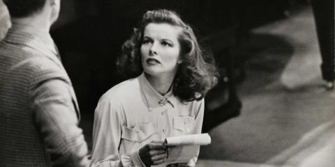 Katharine Hepburn Oscar