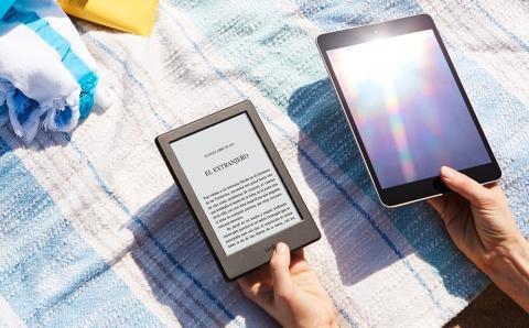 Kindle Reflejos