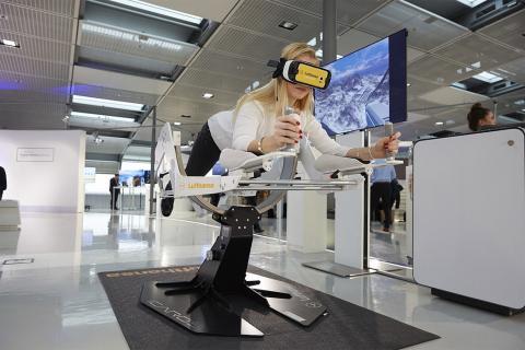Lufthansa VR Gafas