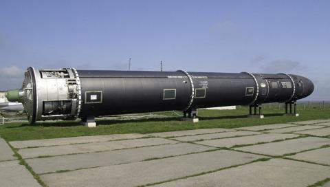Sata 2 misil nuclear ruso