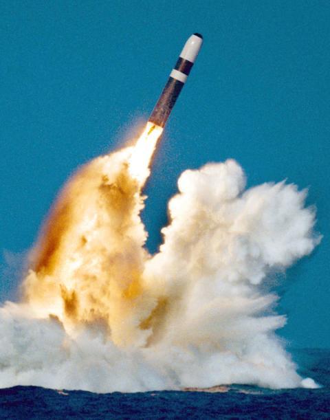 Armas nucleares americanas